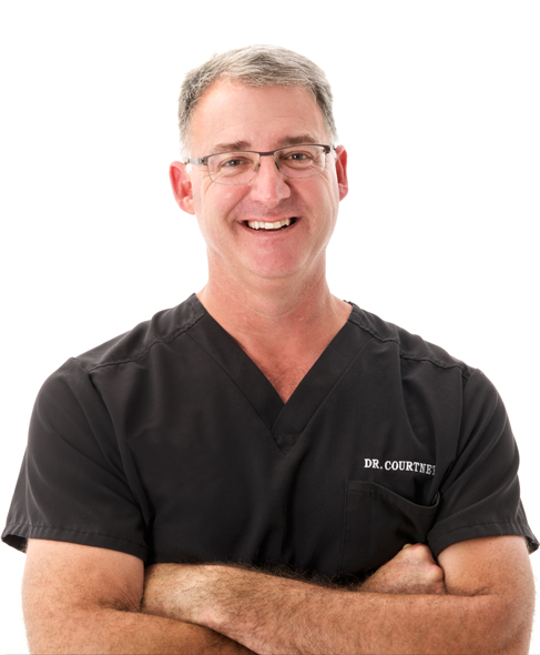 Dr. Stephen Courtney is a board-certified, fellowship-trained orthopedic spine surgeon.